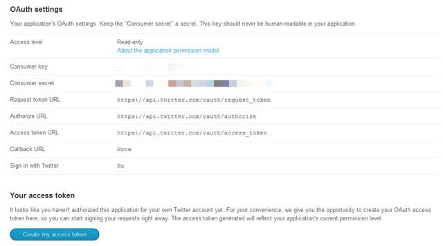 How to create a Facebook Application ID and Twitter Consumer