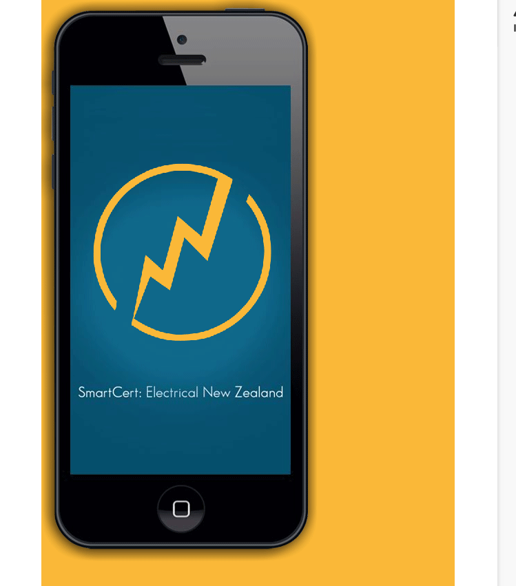 Smart Cert - App For Electrical Inspectors