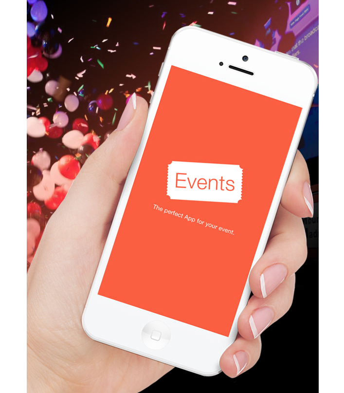 EventsApp - Your mobile will ensure you never miss an event