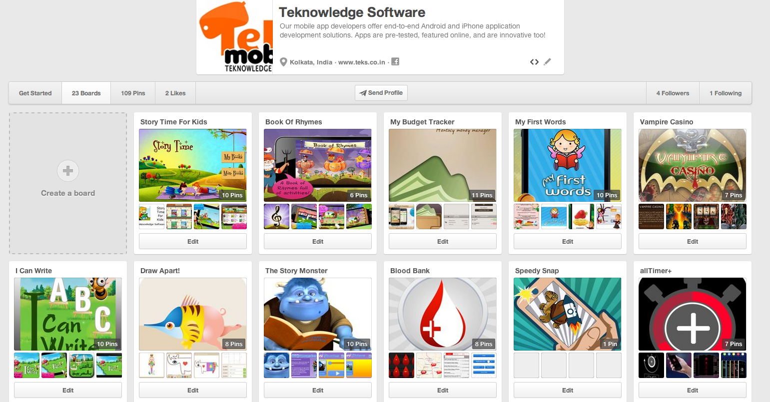 Teknowledge on Pinterest
