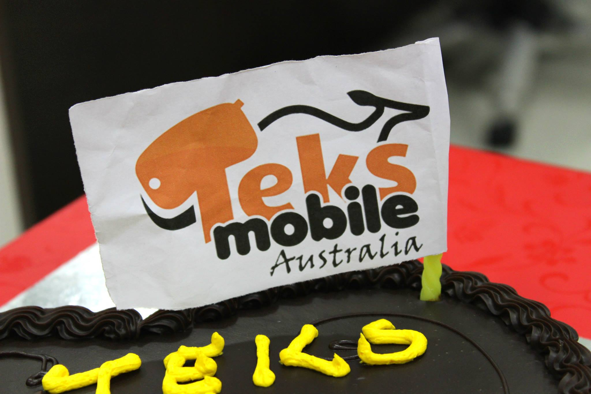 Teks Mobile Australia opened last week
