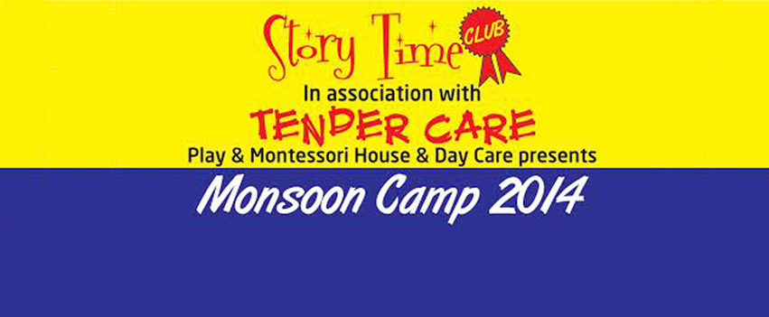 Story Time Monsoon Camp