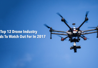 Latest trends from the drone industry