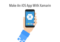 How to use Xamarin to make iOS applications?