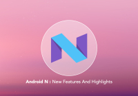 Most important features of Android N