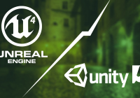 Comparison of Unreal Engine 4 and Unity 5