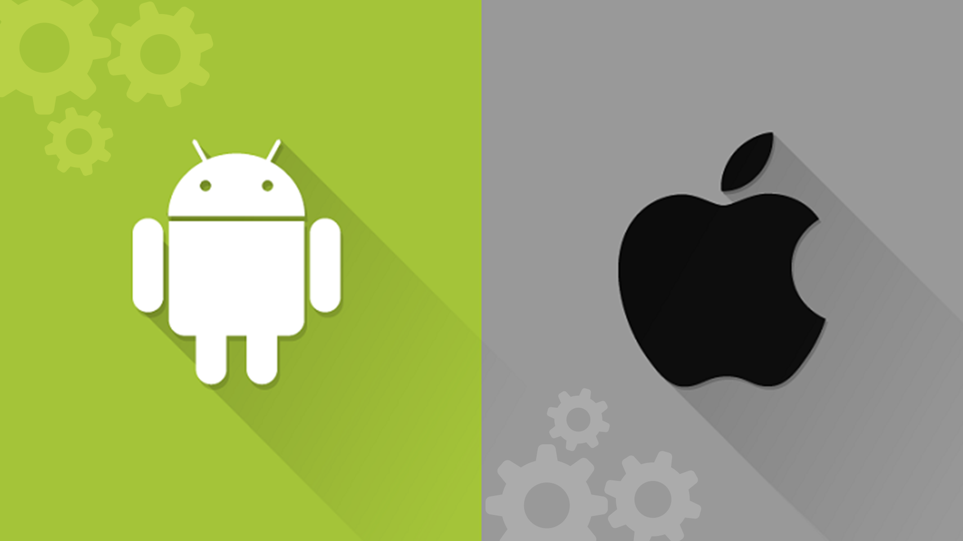 Differences between making apps for iOS and Android platforms