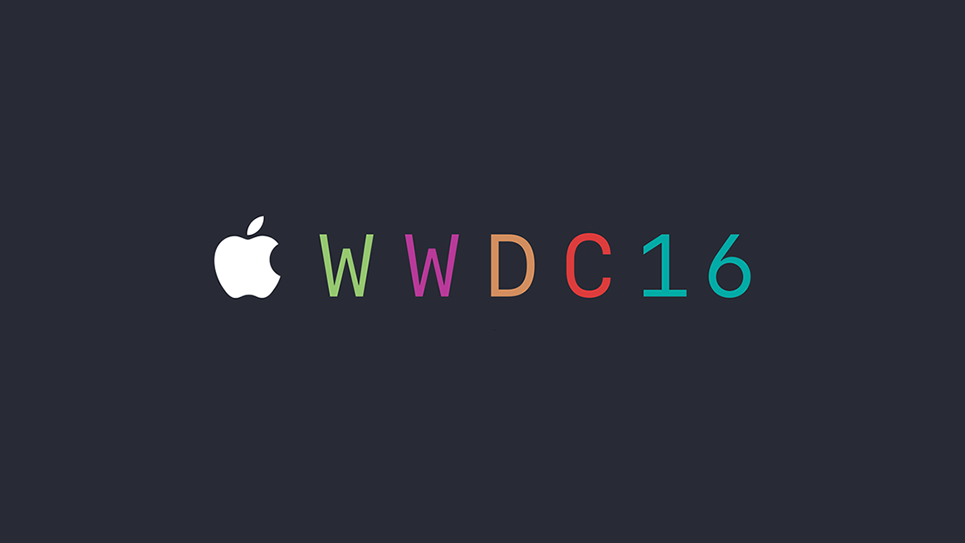 Highlights from Apple WWDC 2016