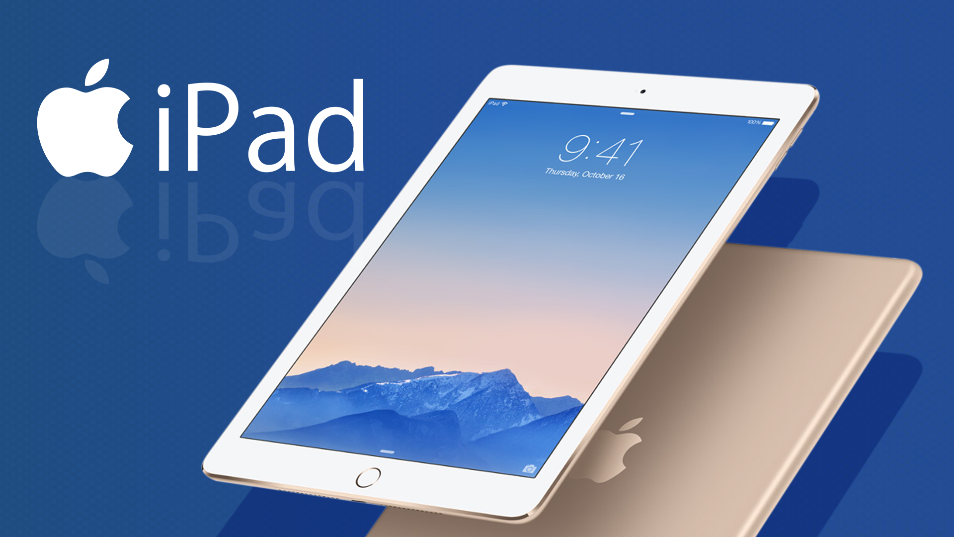 Apple iPad's sales have been flat