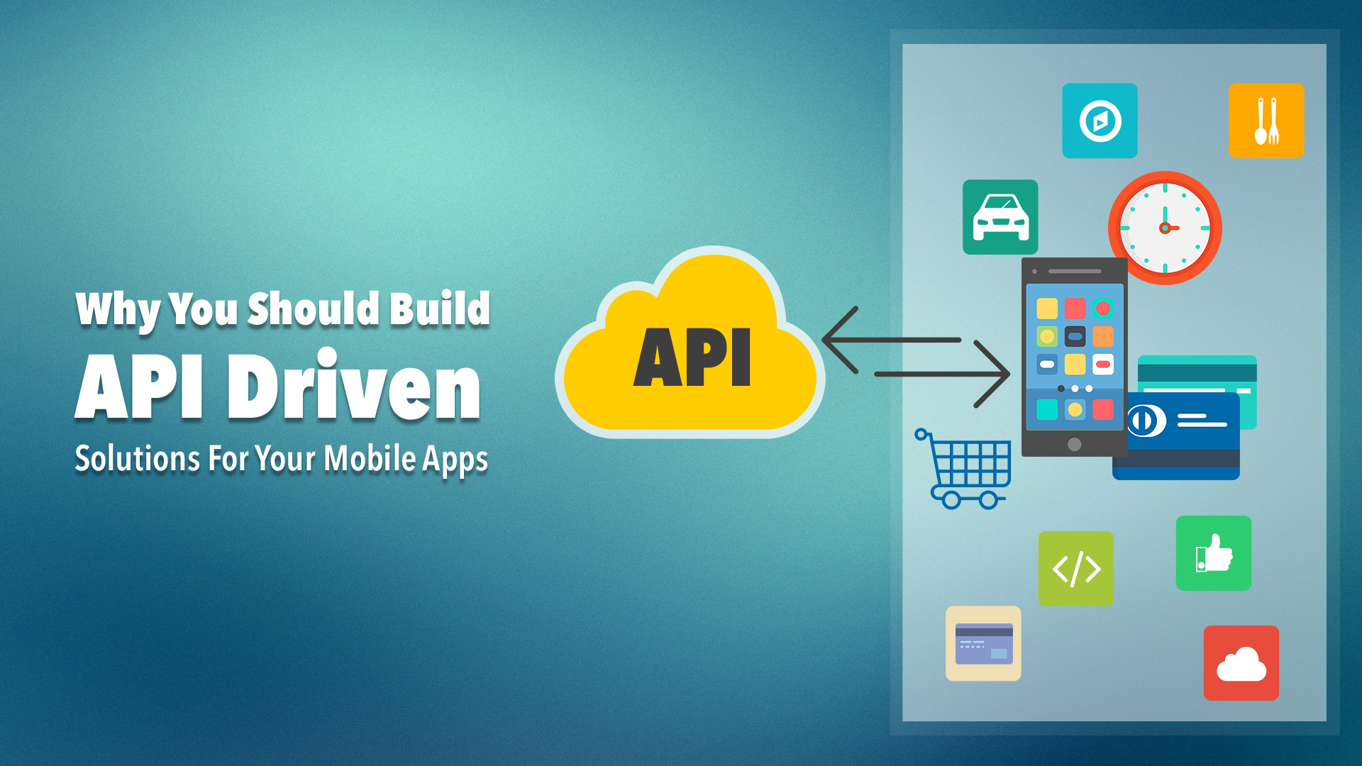 The importance of api-driven app development