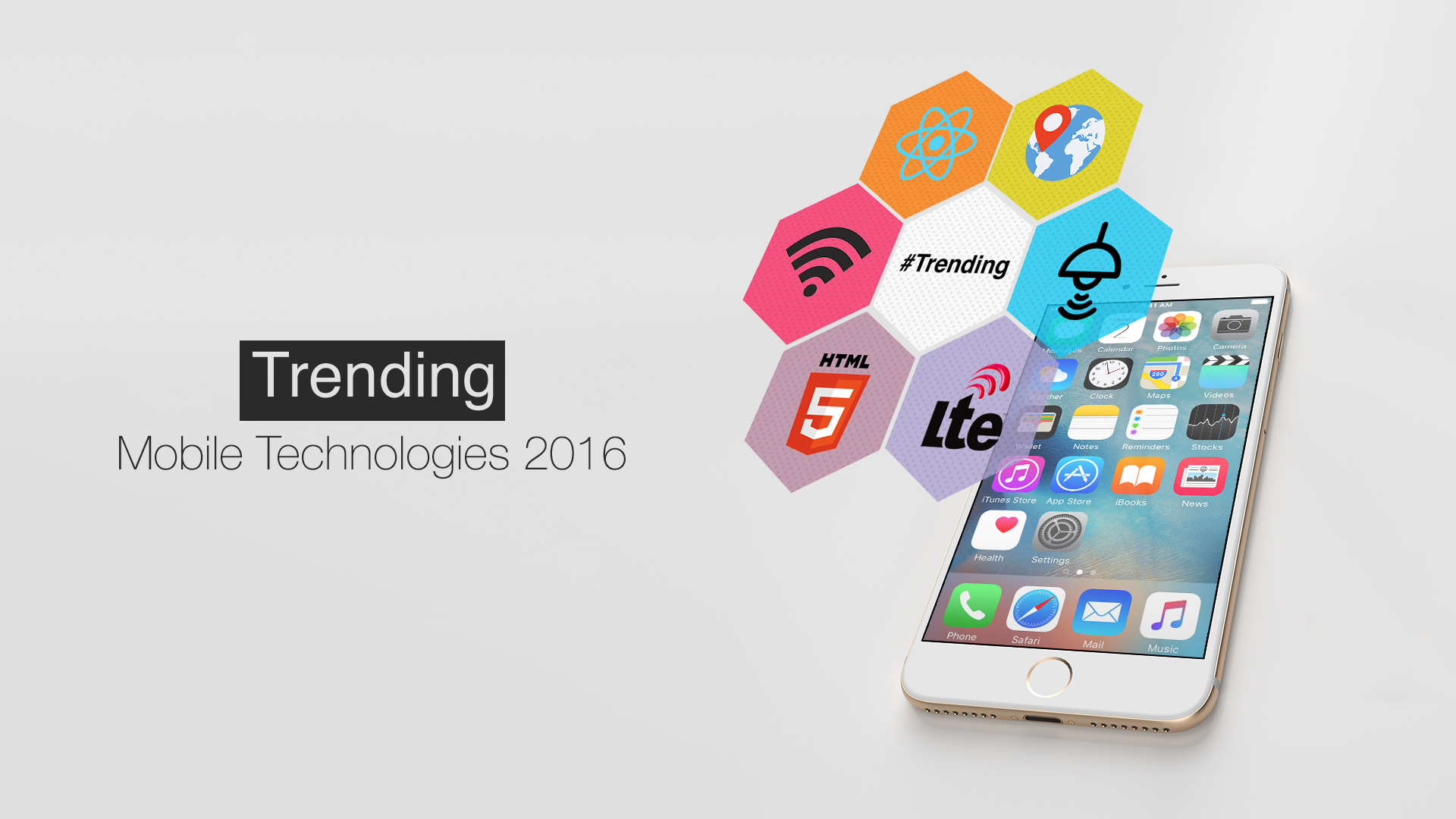 Trending mobile technologies for 2016
