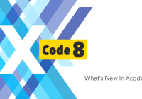 Xcode 8 new features