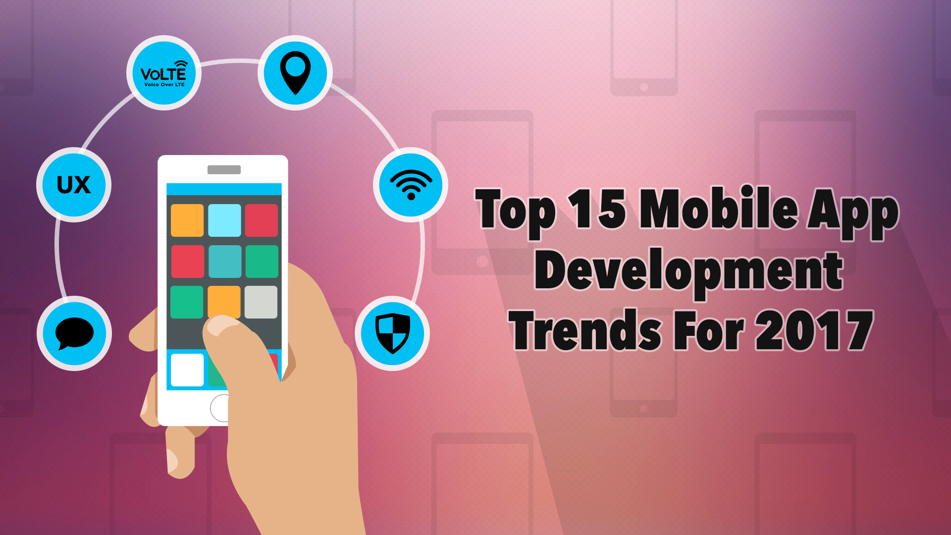app development trends 2017