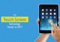Mobile touchscreen trends 2017