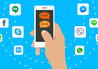 Mobile messaging apps - How to develop?