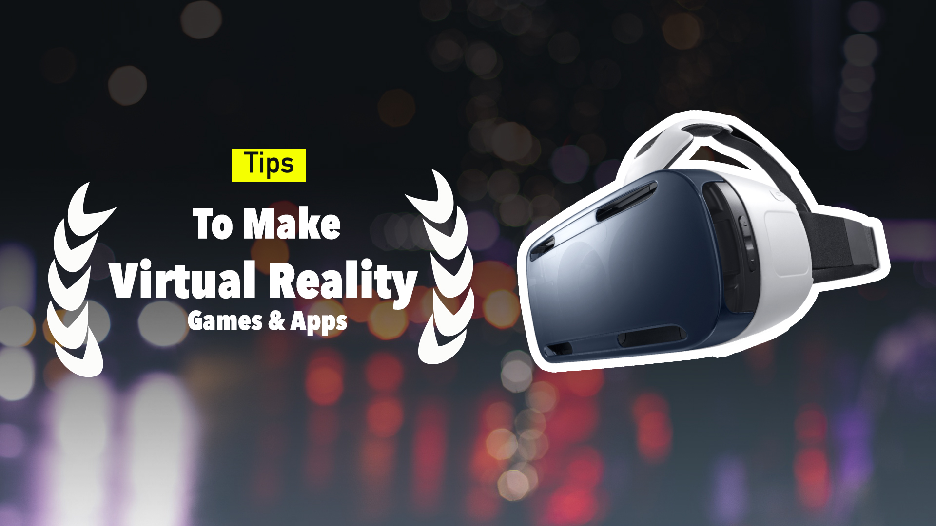 How to make apps with VR technology
