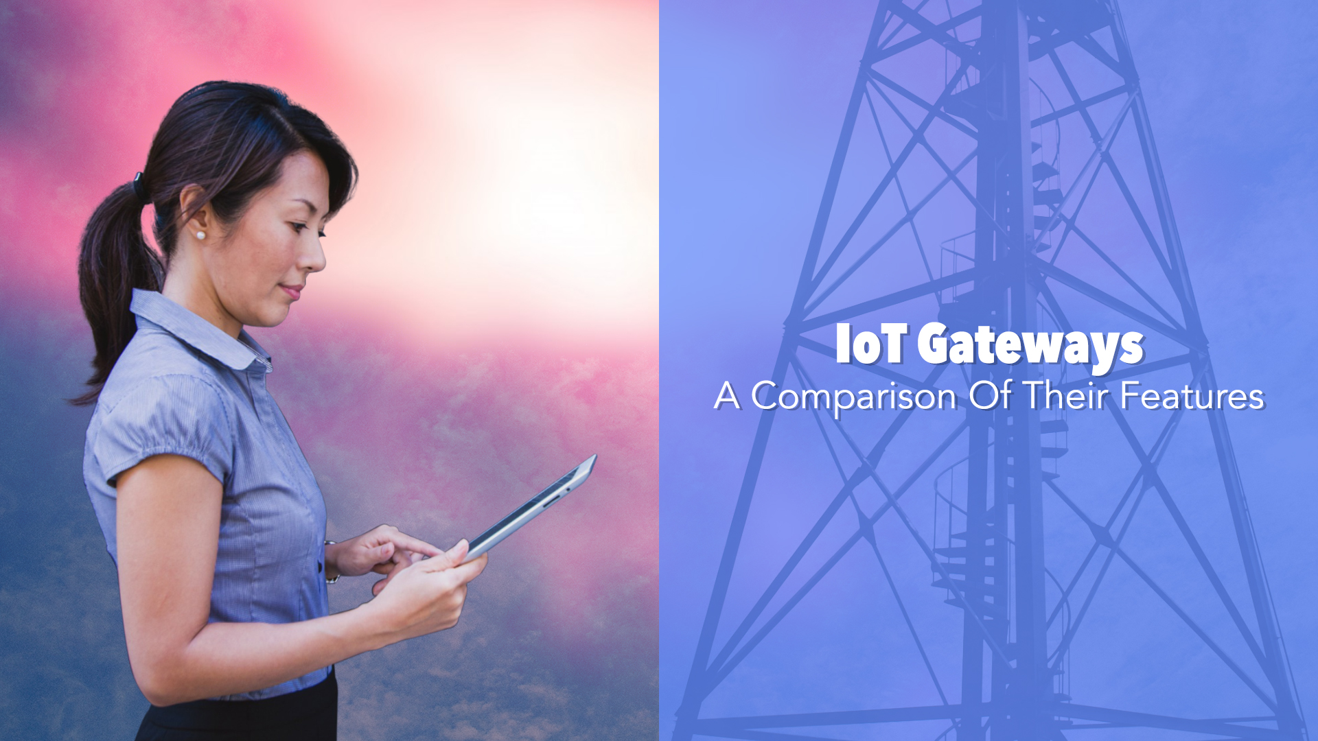 Comparison of IoT gateways
