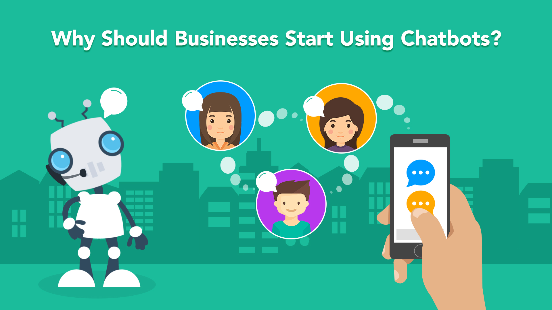 benefits of chatbots for businesses