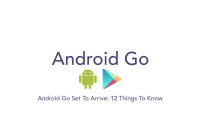 Android Go main features