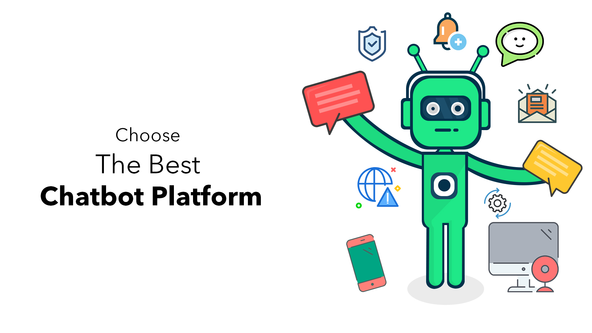 Guideline for choosing chatbot platform