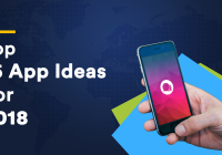 new app ideas 2018